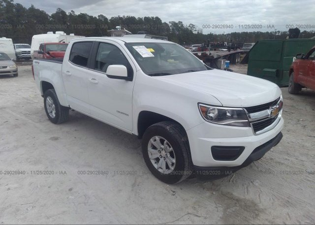 1GCGTCEN3J1294100 2018 CHEVROLET COLORADO