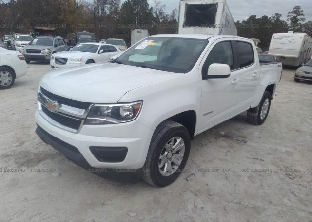 из сша 2018 CHEVROLET COLORADO 1GCGTCEN3J1294100