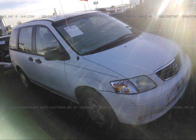 Inventory #154785613 2001 Mazda MPV