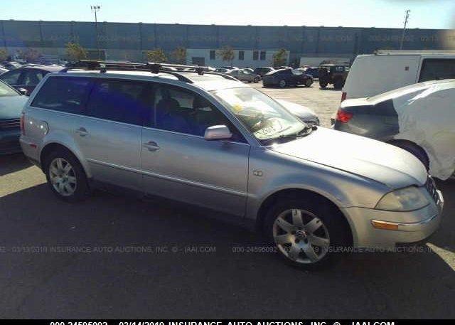 Inventory #251637811 2003 Volkswagen PASSAT