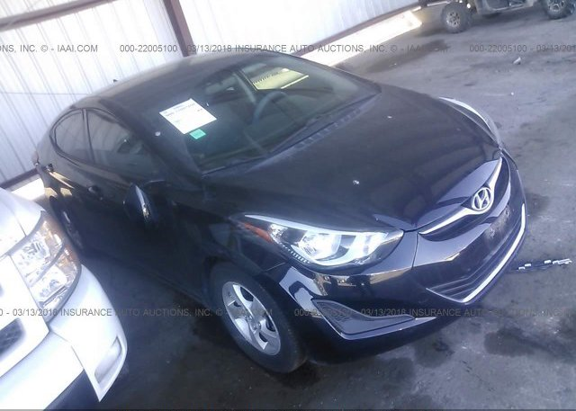Inventory #134617763 2014 Hyundai ELANTRA