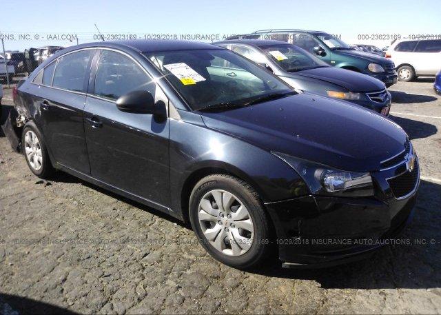 Inventory #878640901 2014 Chevrolet CRUZE