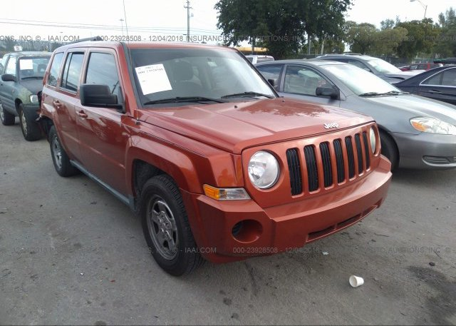 Inventory #197570429 2010 JEEP PATRIOT