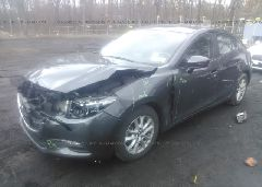 2017 Mazda 3 - 3MZBN1K79HM134683 Right View