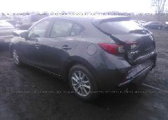 2017 Mazda 3 - 3MZBN1K79HM134683 [Angle] View