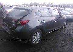 2017 Mazda 3 - 3MZBN1K79HM134683 rear view