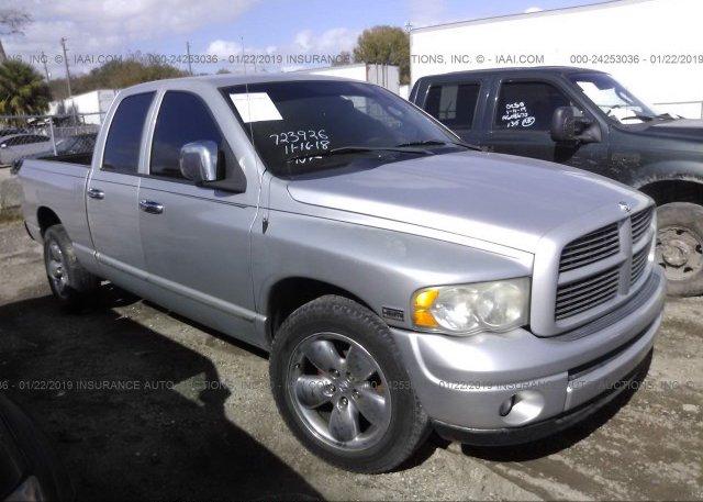 Inventory #829904365 2004 Dodge RAM 1500