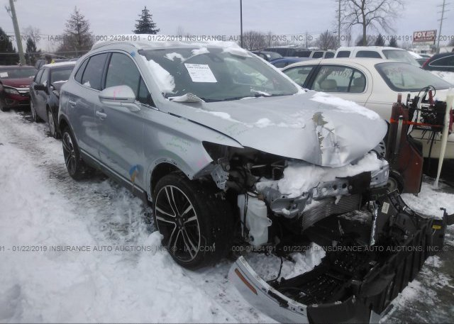 Inventory #464617013 2017 Lincoln MKC