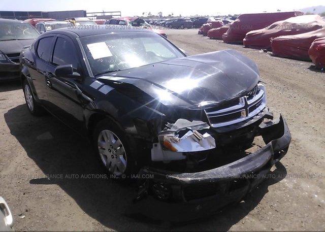 Inventory #851806551 2013 Dodge AVENGER