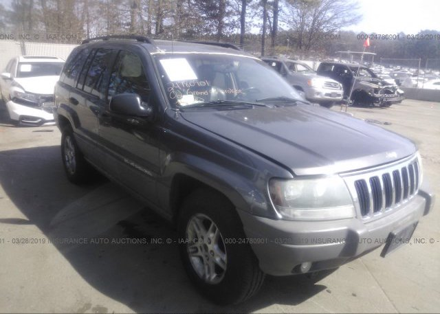 Inventory #427910417 2002 JEEP GRAND CHEROKEE