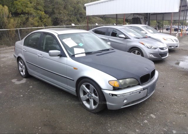 Inventory #721227763 2004 BMW 325