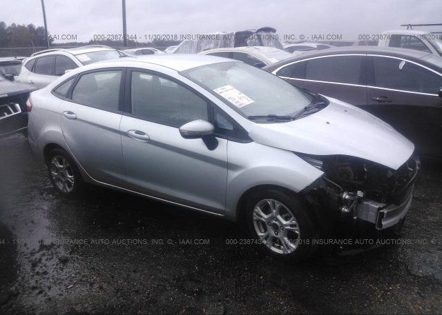 Inventory #908145455 2015 FORD FIESTA