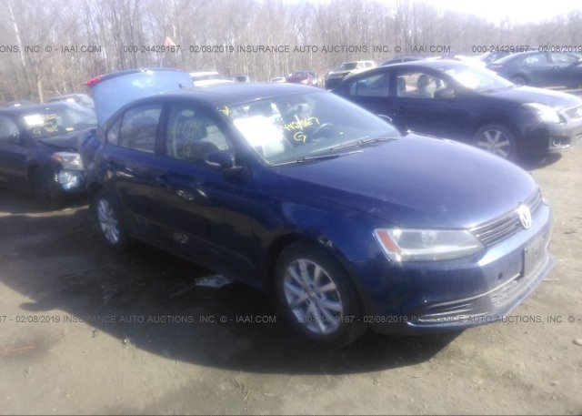 Inventory #158199635 2011 Volkswagen JETTA
