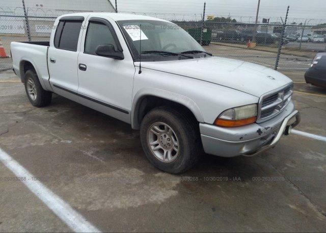 Inventory #880527461 2003 Dodge DAKOTA