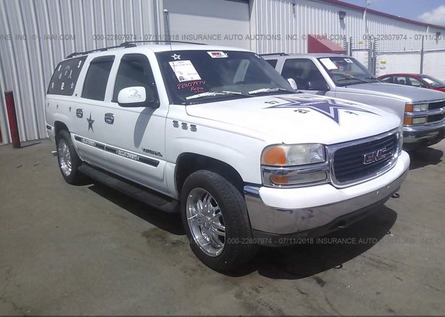 Inventory #235130045 2002 GMC YUKON XL
