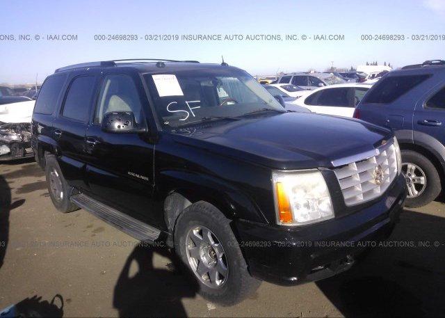 Inventory #699580394 2004 Cadillac ESCALADE