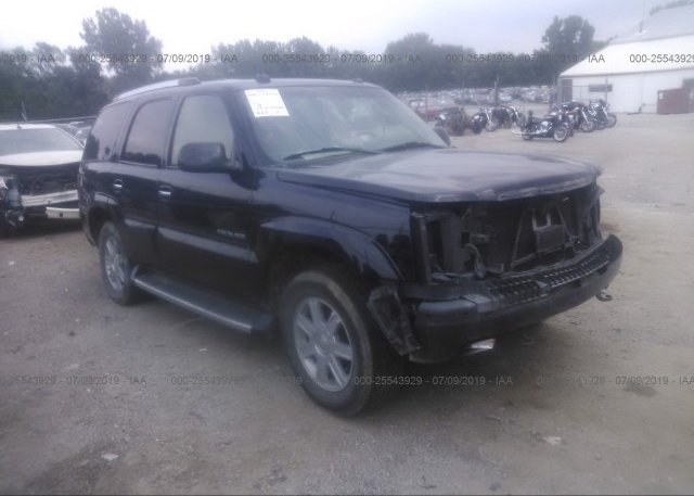 Inventory #878988115 2003 Cadillac ESCALADE
