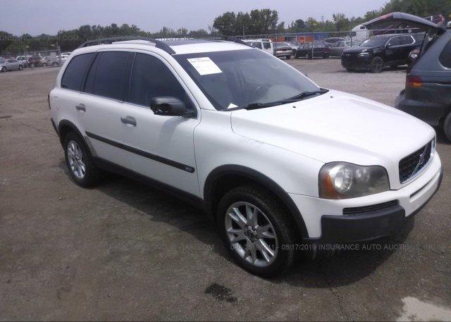Inventory #543837104 2003 Volvo XC90