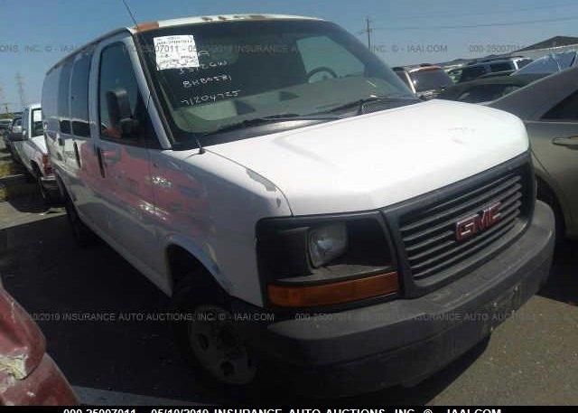 Inventory #381748854 2007 GMC SAVANA