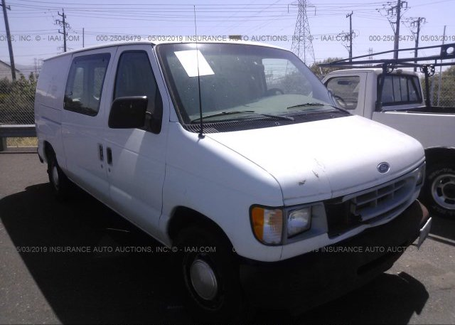 Inventory #181434590 2002 FORD ECONOLINE