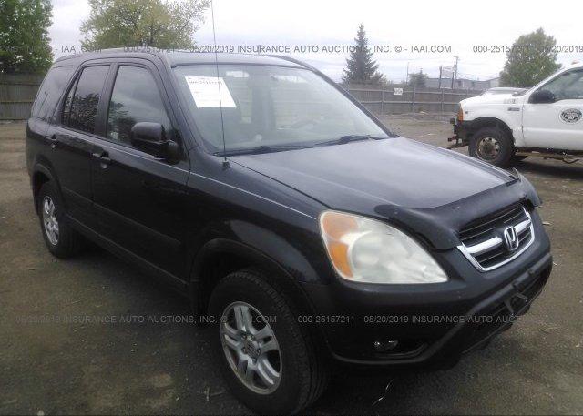 Inventory #988485113 2002 Honda CR-V