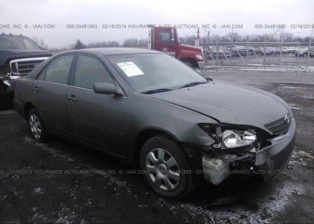 Inventory #507144848 2004 Toyota CAMRY