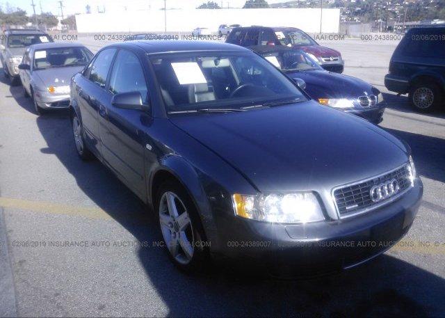 Inventory #911793741 2005 AUDI A4