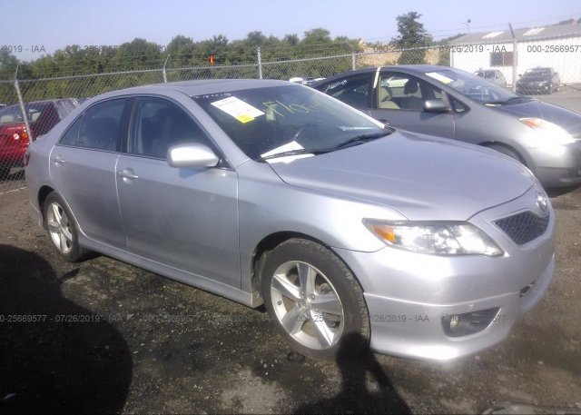 Inventory #994071864 2011 Toyota CAMRY
