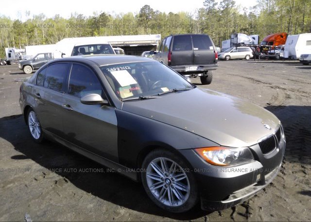 Inventory #413121038 2006 BMW 325