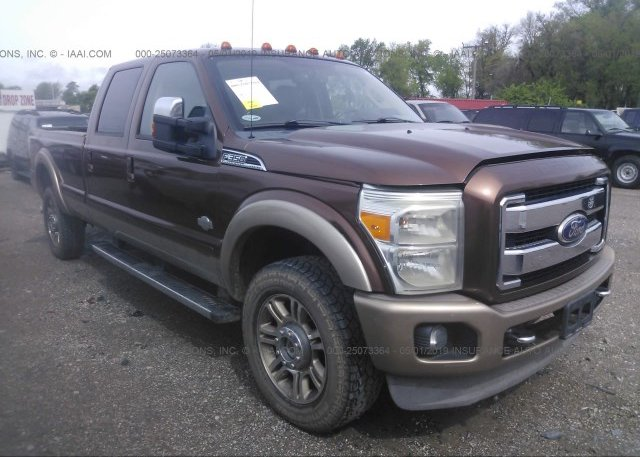 Inventory #878252021 2011 FORD F350