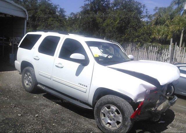 Inventory #731850226 2014 Chevrolet TAHOE
