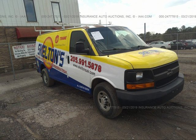 Inventory #456940536 2008 Chevrolet EXPRESS G2500