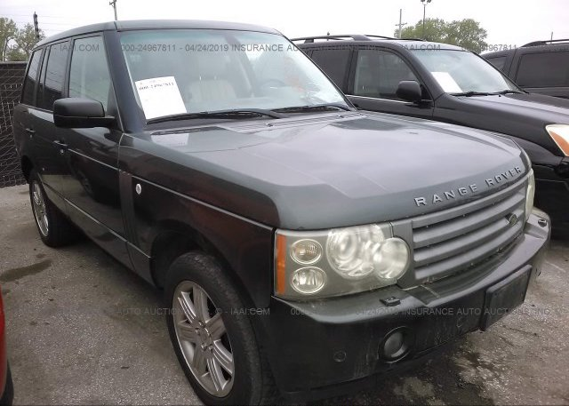 SALMF15436A211769, Repossessed pewter Land Rover Range Rover