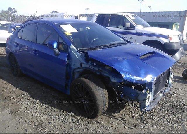 Inventory #186213607 2015 Subaru WRX