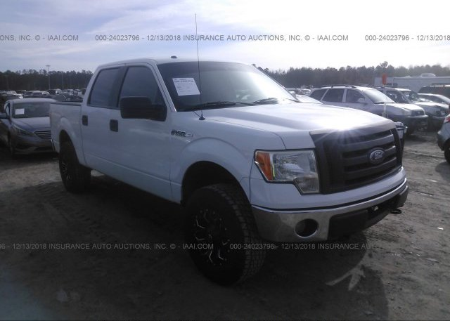 Inventory #116474739 2010 FORD F150