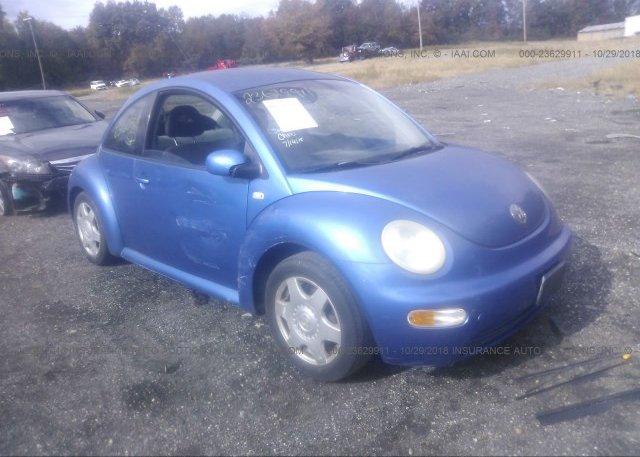 Inventory #817343716 2001 Volkswagen NEW BEETLE