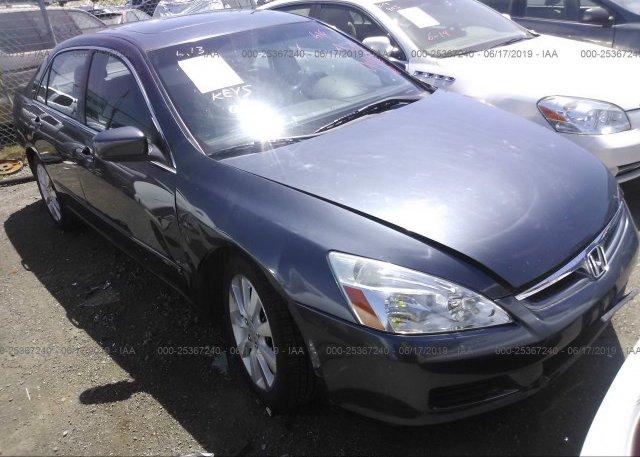 Inventory #366867210 2006 Honda ACCORD