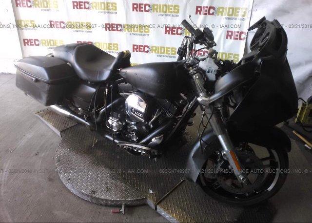 Inventory #788951753 2016 Harley-davidson FLHX