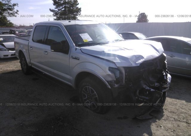 Inventory #454344836 2017 FORD F150