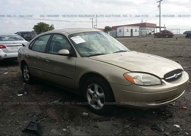 Inventory #718716076 2000 FORD TAURUS