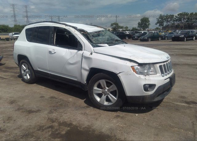 Inventory #435385654 2011 JEEP COMPASS