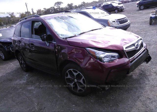 Inventory #674668028 2016 Subaru FORESTER
