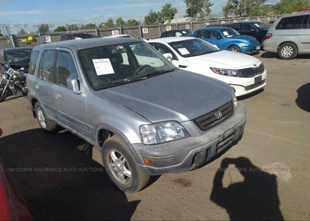 Inventory #392322735 2001 Honda CR-V