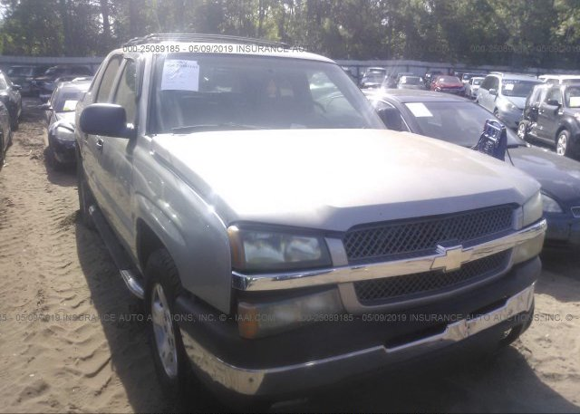 Inventory #401720742 2003 Chevrolet AVALANCHE