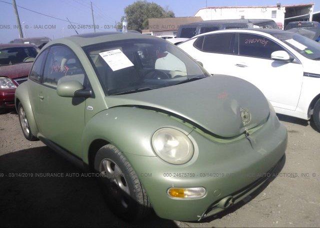 Inventory #584747026 2002 Volkswagen NEW BEETLE
