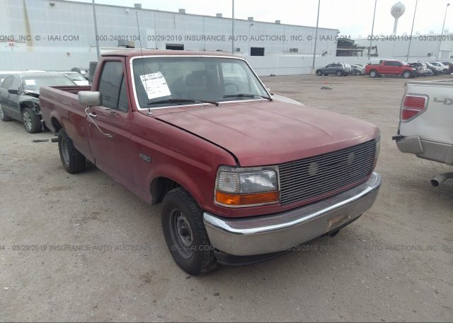 Inventory #864698796 1996 FORD F150