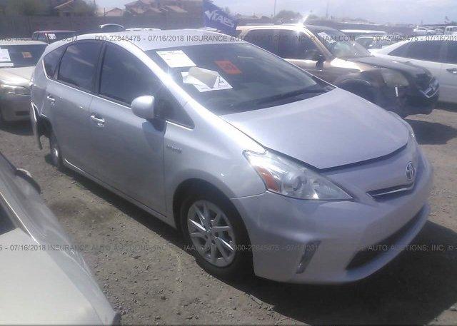 Inventory #213374737 2012 Toyota PRIUS V
