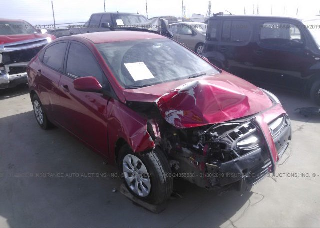 Inventory #473745449 2016 Hyundai ACCENT