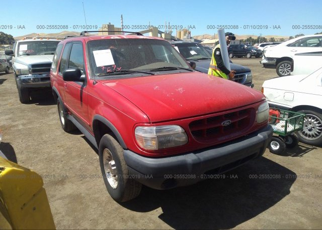 Inventory #507369665 1999 FORD EXPLORER