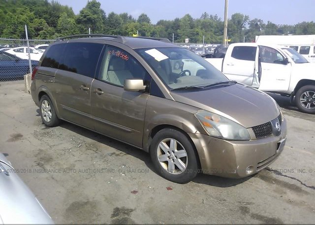 Inventory #725778443 2004 Nissan QUEST
